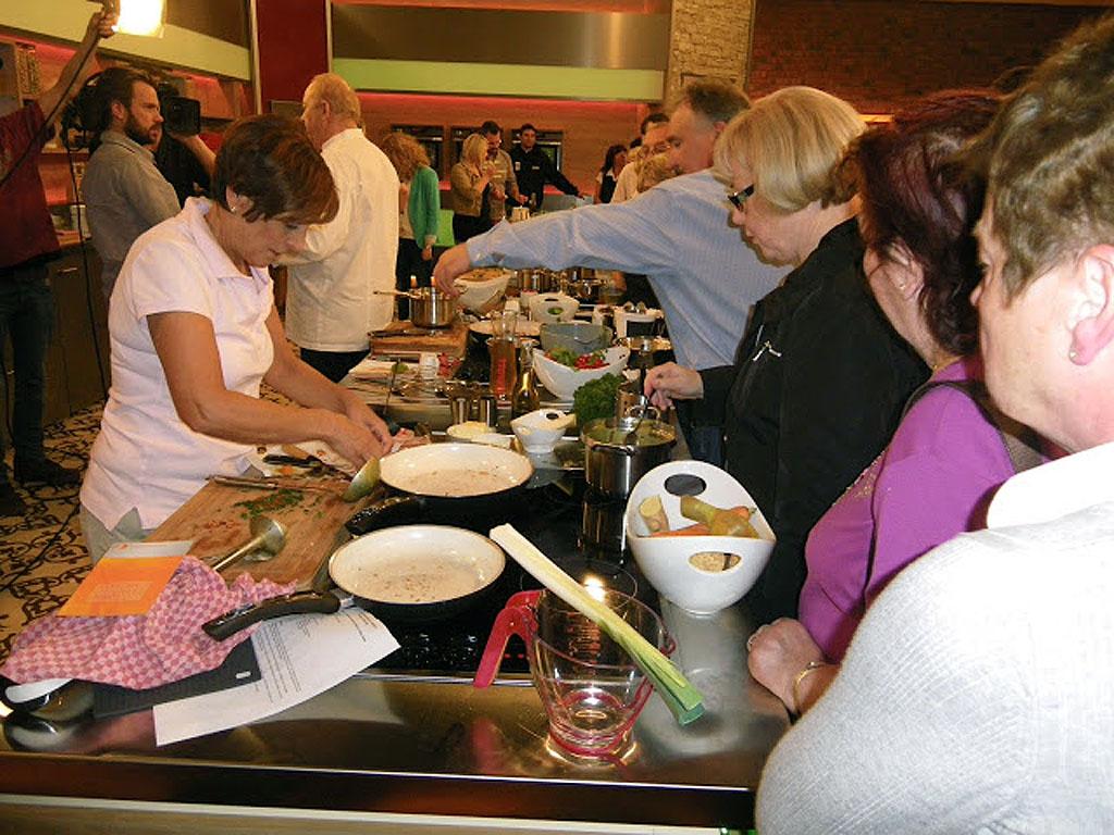 Küchenschlacht Juni 2012