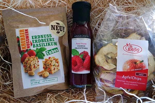 Produkttest Gourmetbox