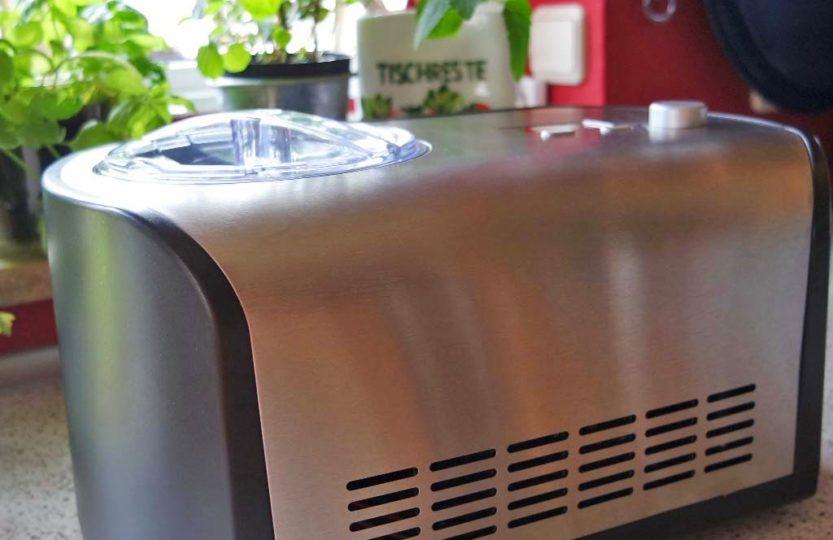 klarstein eismaschine rezepte