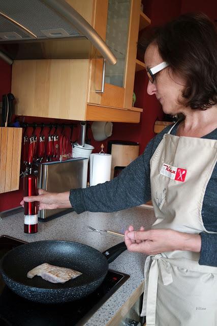 Produkttest mit Elo Granit Bratpfanne