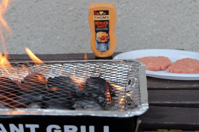 Produkttest mit Grill-Saucen