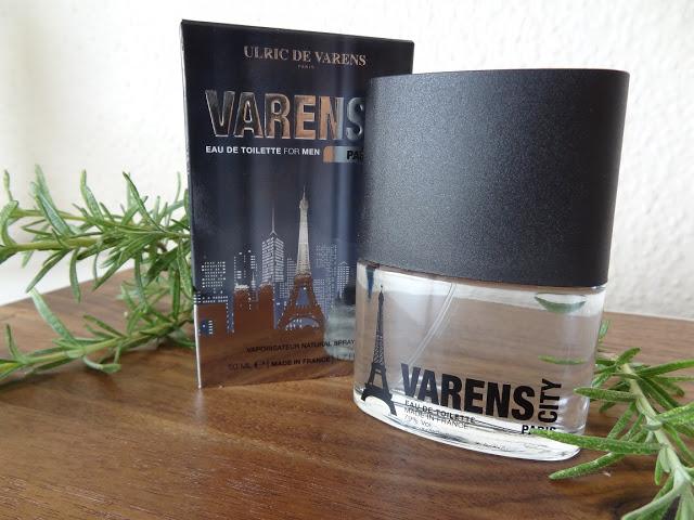 Filines Testblog,Produktvorstellung, Herrenduft, Ulric de Varens, Varens Paris
