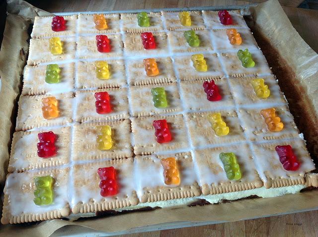 Kuchen und leckeres Rezept