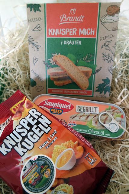 Produkte aus der Goodnoozbox