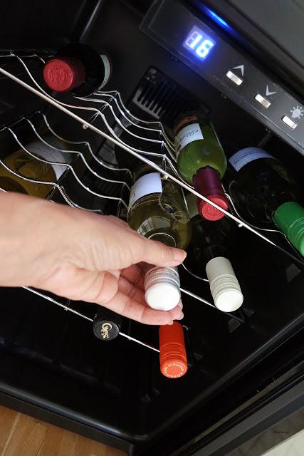 Produkttest Weinkühlschrank