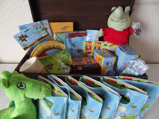 Filines Testblog, Produktvorstellung, Kindergeburtstag, Olchis