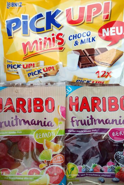Süßer September mit Produkten aus der Brandnoozbox
