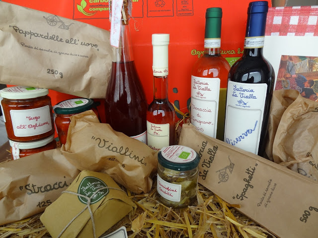 Filines Testblog, Produktvorstellung, Onlineshop, Fattoria La Vialla, Toskana