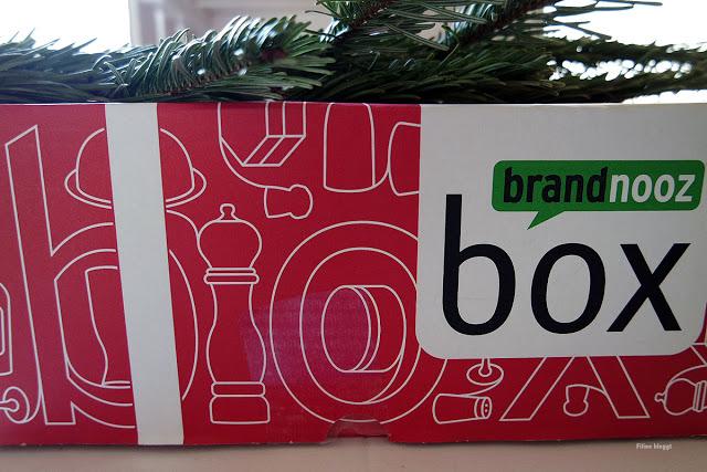 Produkte aus der Genussbox im Dezember