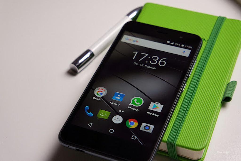 Produktvorstellung Handy