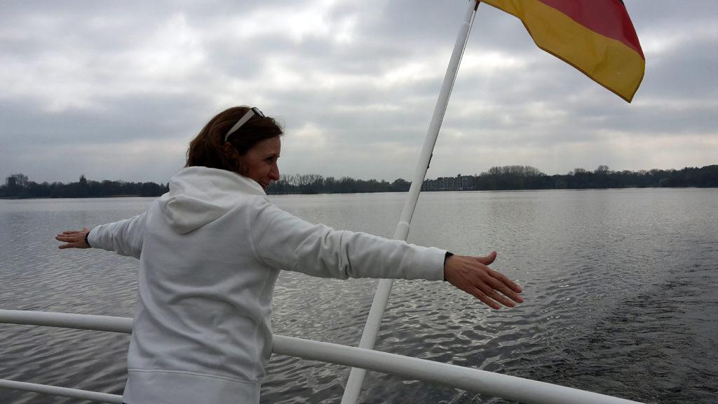 weiße flotte zwischenahner meer