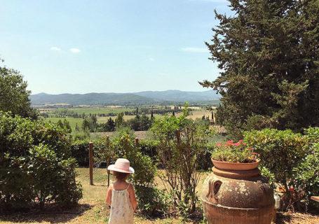 La Vialla Landschaft