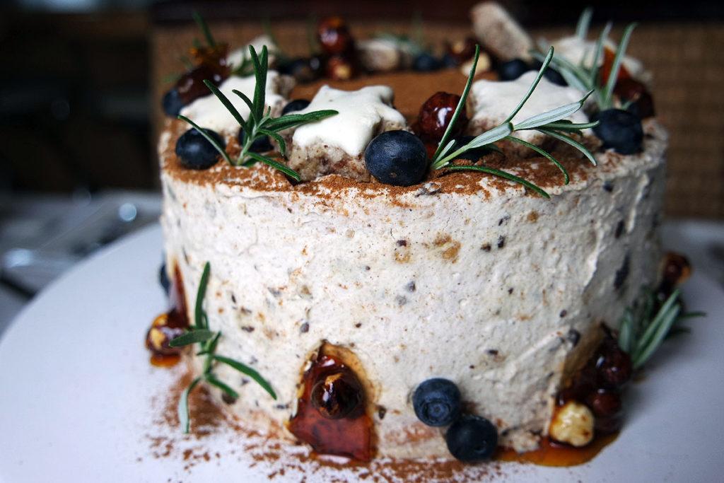 Lebkuchen-Zimt-Torte
