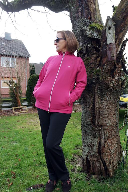 Sportbekleidung Joy pink