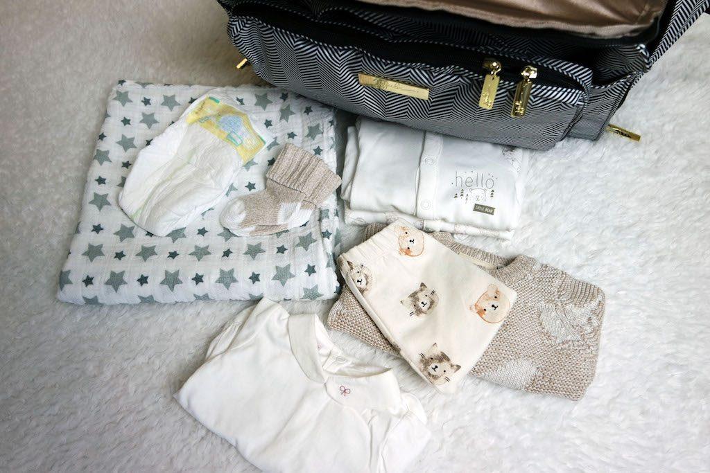 Baby Erstlingsausstattung