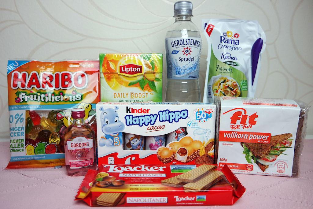 Produkte aus der Brandnoozbox