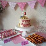 Vanille Ombre Torte