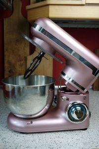 Küchenmaschine Roségold