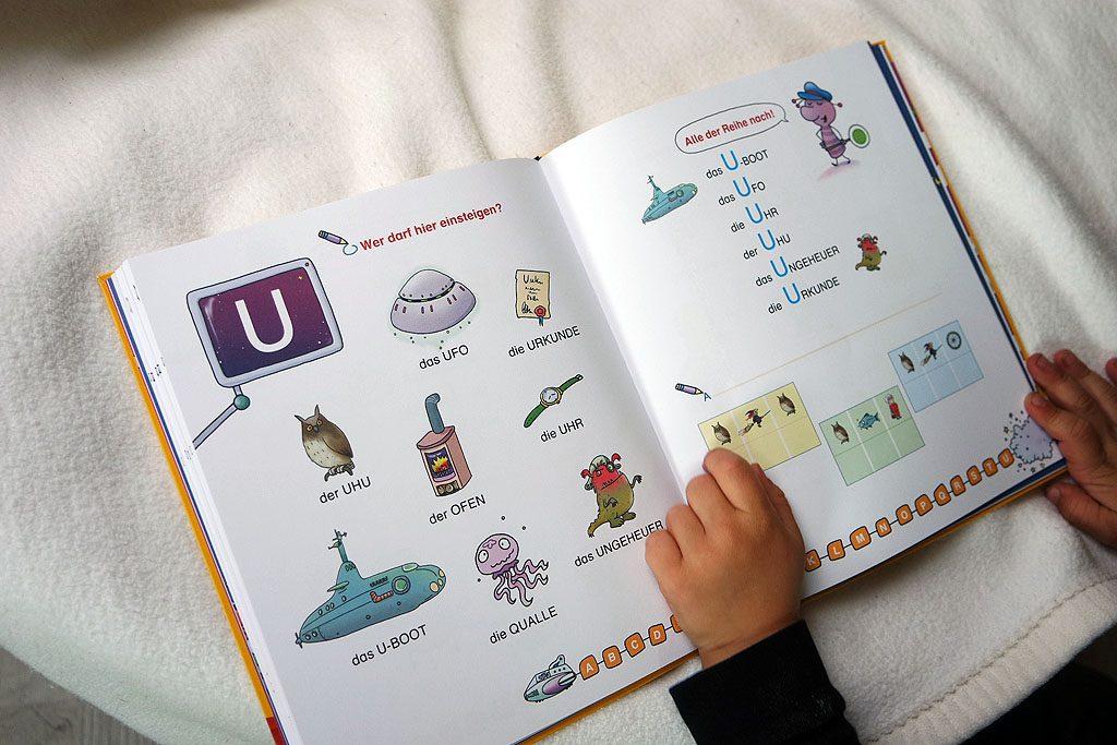 Vorschul-Wörterbuch