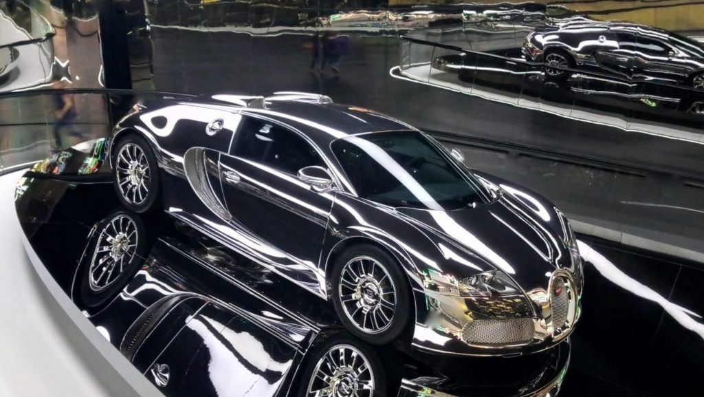 Bugatti Vyron Autostadt