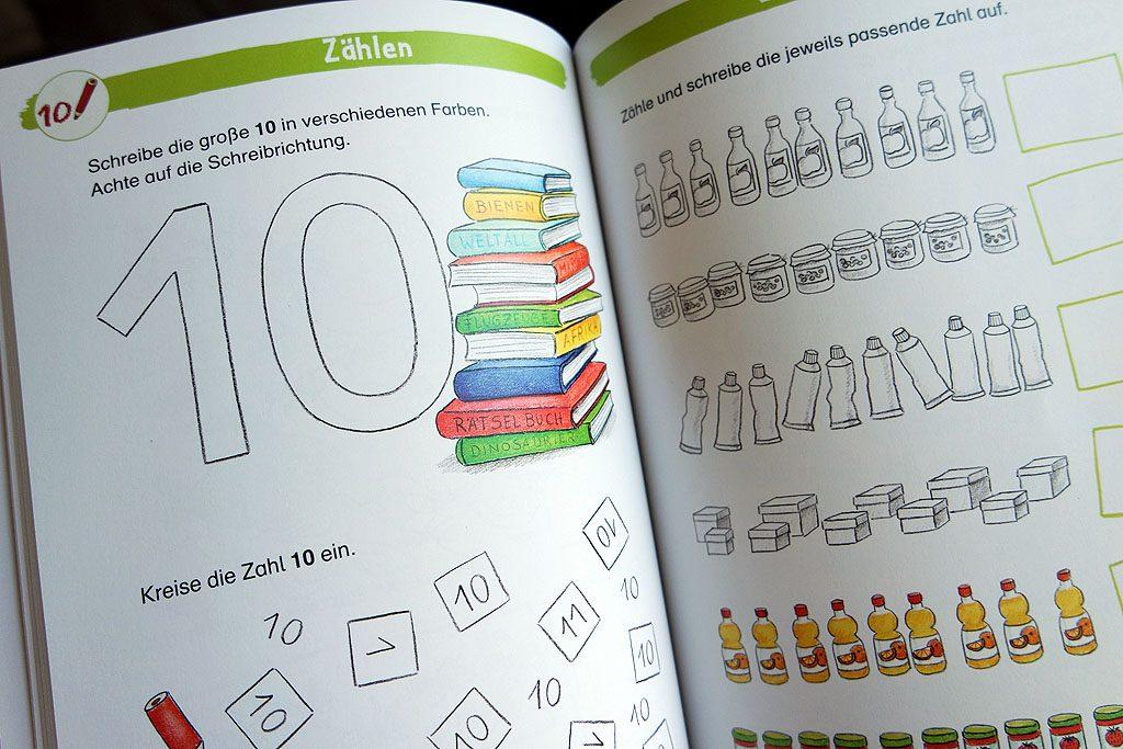 Rabe Linus Vorschulbuch