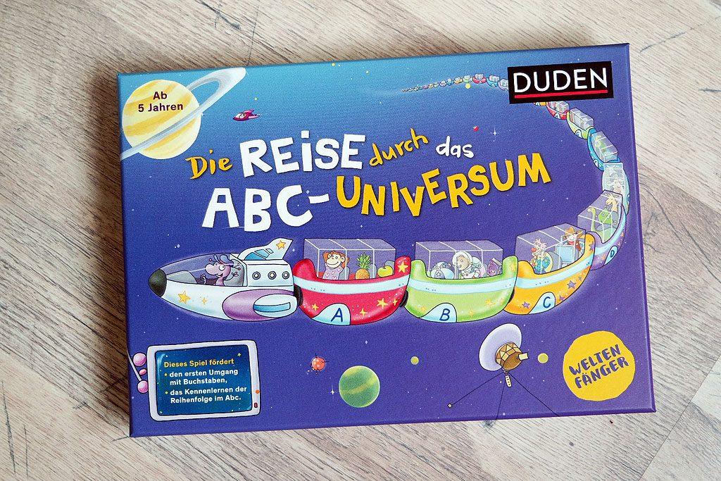 Duden Weltraum ABC