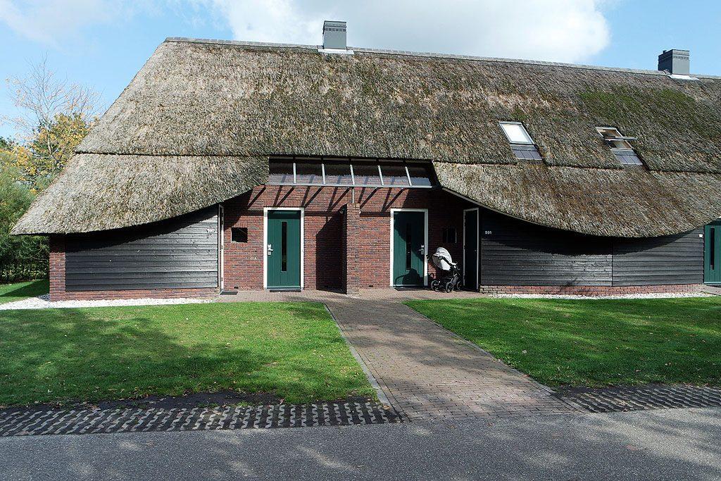 Reetdach Bauernhaus