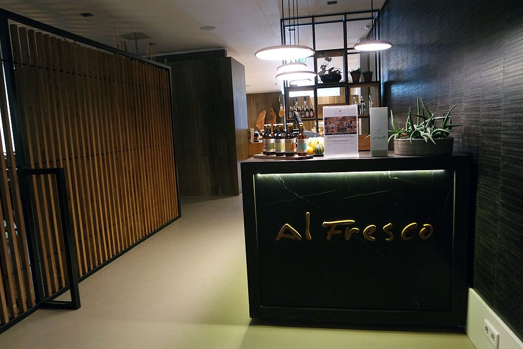 Buffettrestaurant Al Fresco