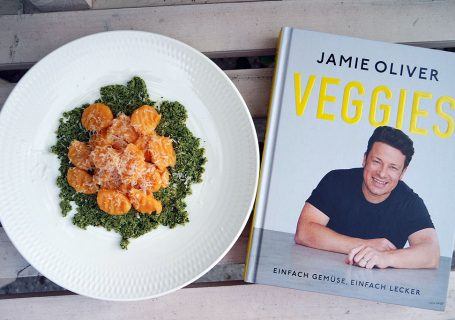 Rezeptbuch Jamie Veggies