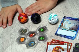 Bakugan Battle Spielfiguren
