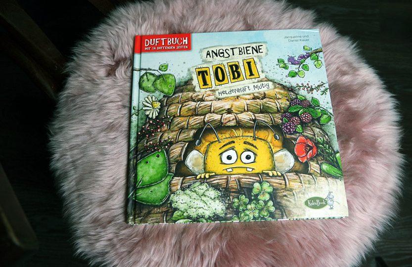 Angstbiene Tobi