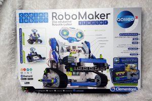 RoboMaker Clementoni