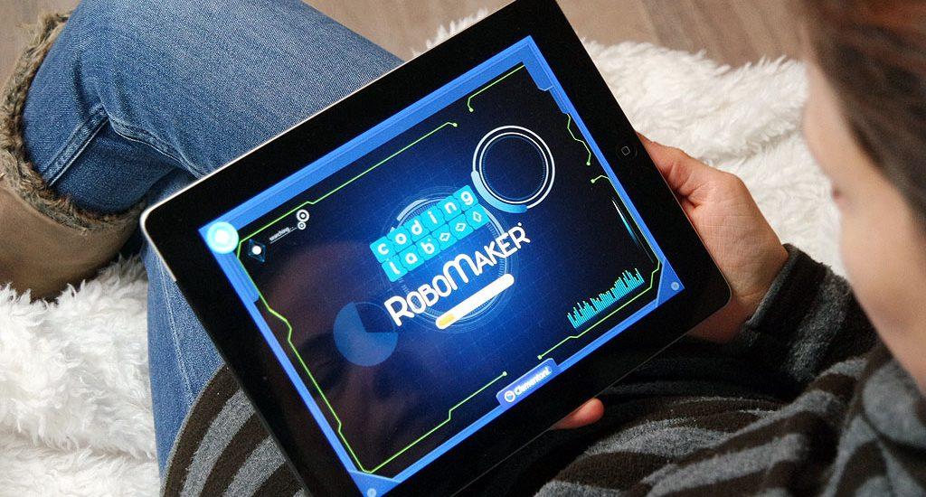 RoboMaker Clementoni App