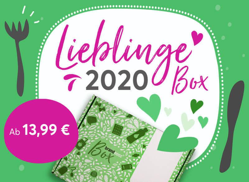 brandnooz Lieblinge 2020