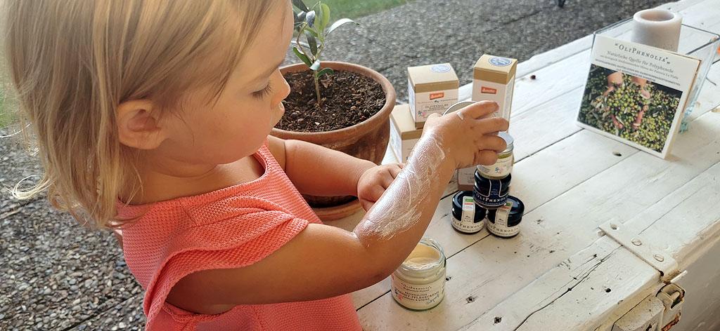 OliPenolia Olivencreme für Kinder