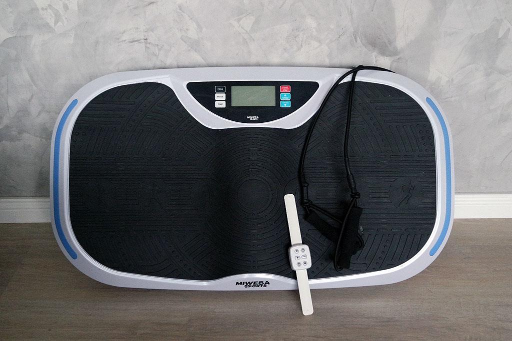 Miweba Vibrationsplatte Gewinn