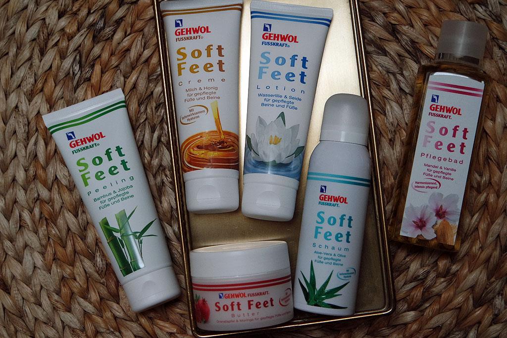 GEHWOHL Fußpflegeprodukte