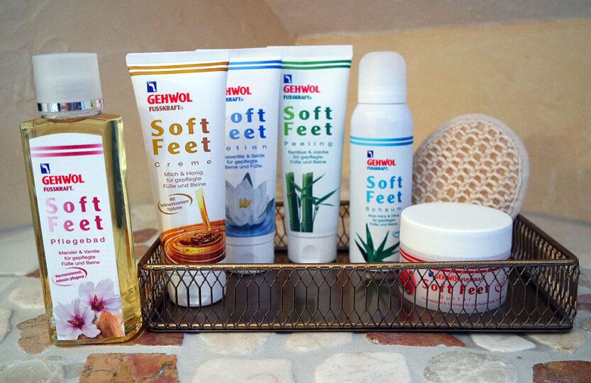 GEHWOHL Fußpflege