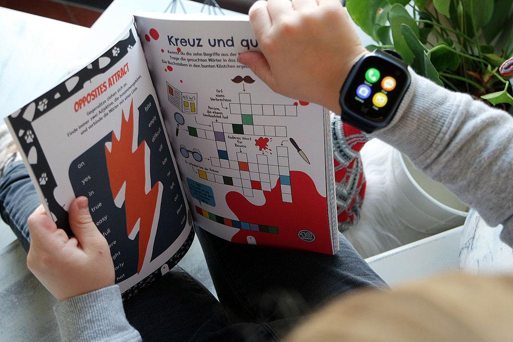 Smartwatch im Alltag
