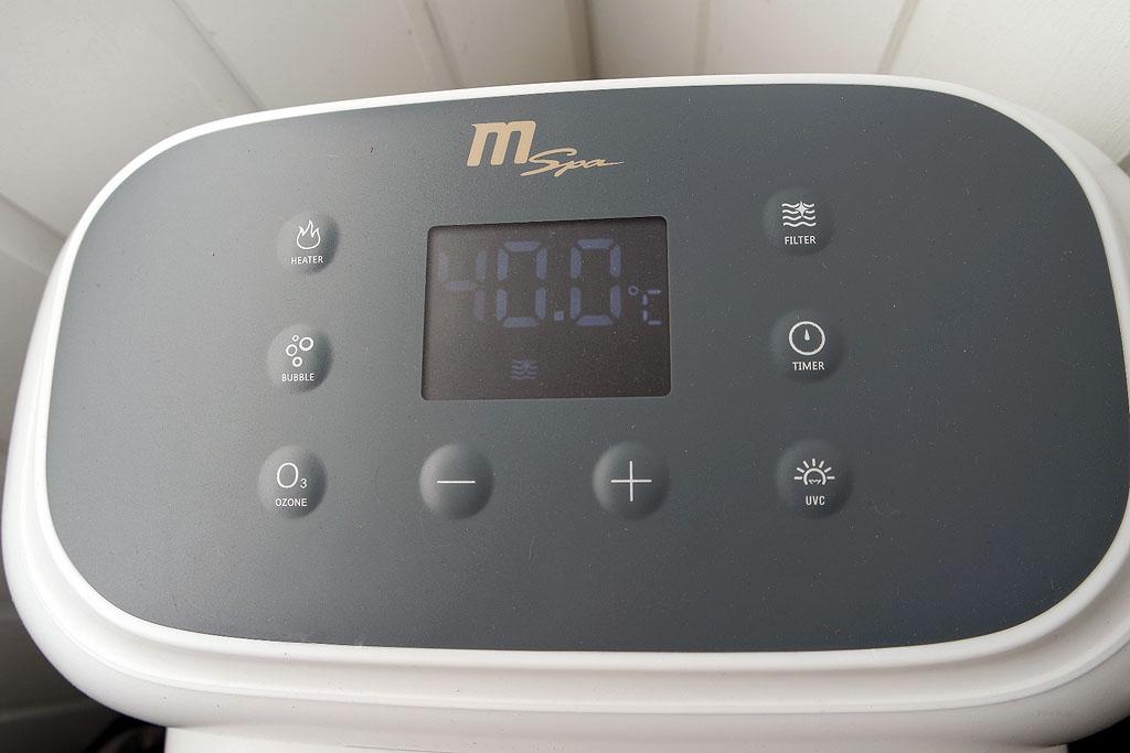 Miweba All-in-One Control Box