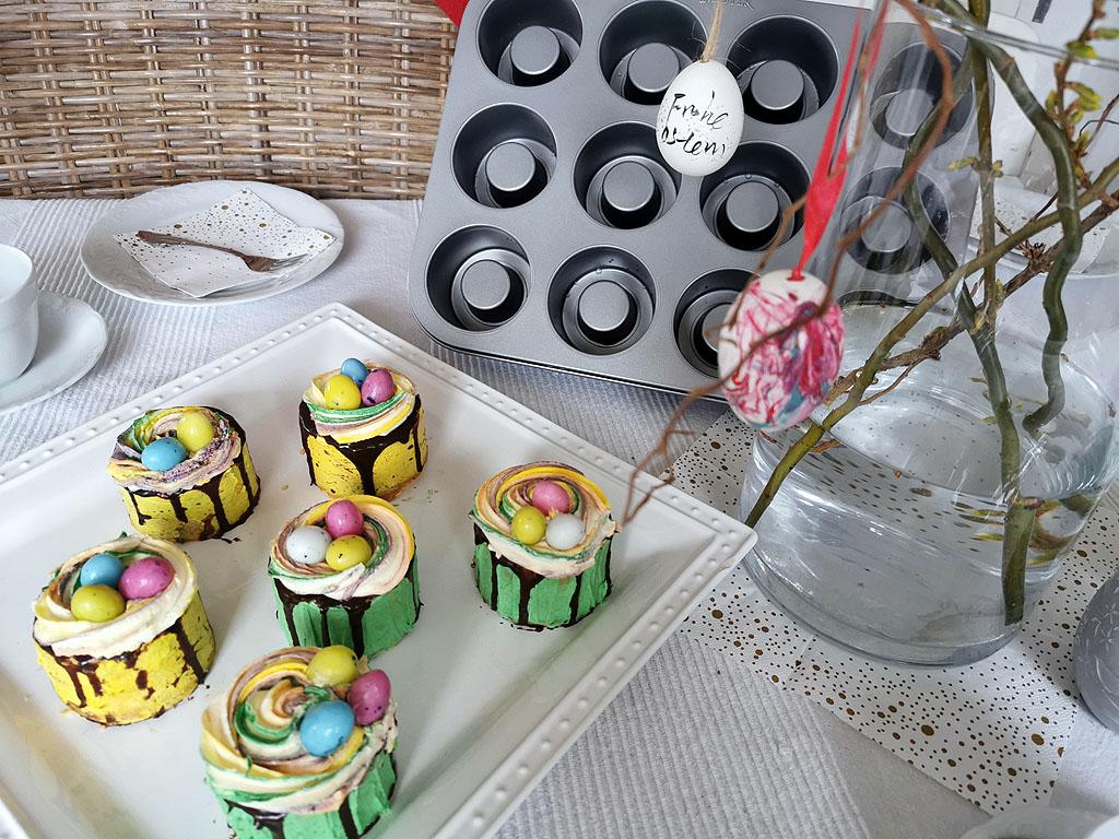 Törtchen mit Cake Cup Form