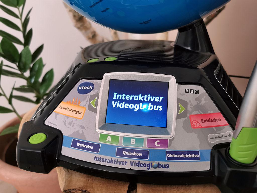 Videoglobus Vtech