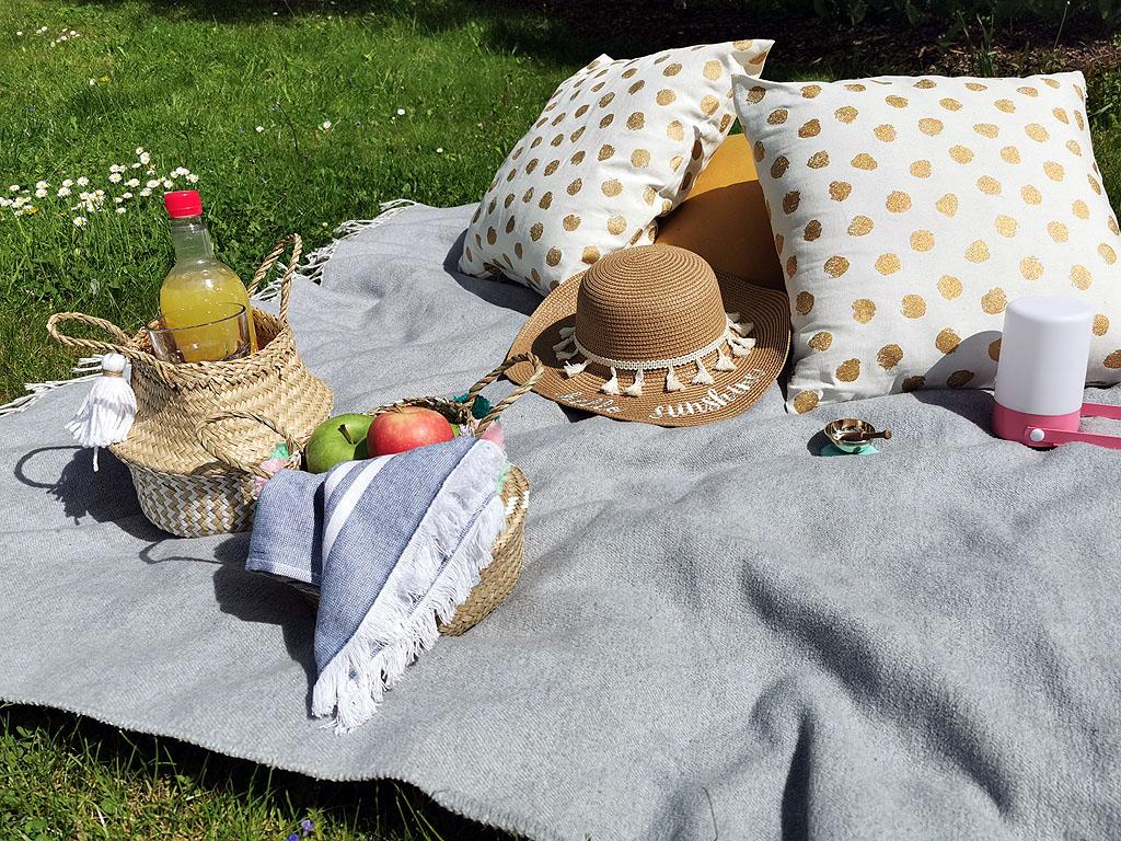Relax Day im Garten