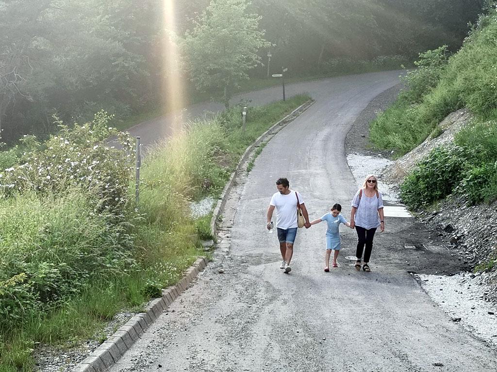 Wanderweg Mosel